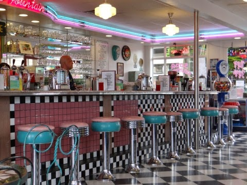 Walkabout With Wheels Blog Sundaes At Nifty Fifties In