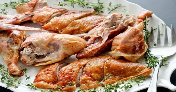 Roast Duck Recipe