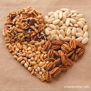 Almond dan Walnut menjaga kesehatan jantung