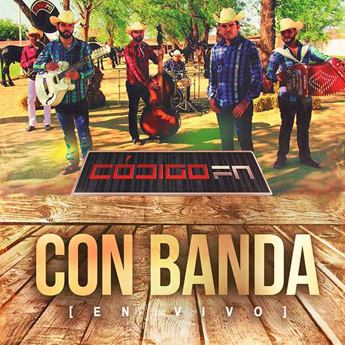 Código FN - En Vivo Con Banda (2017)