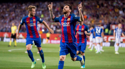 Nilai Klausal Pelepasan Messi Bikin Tim Elite Berpikir Dua Kali