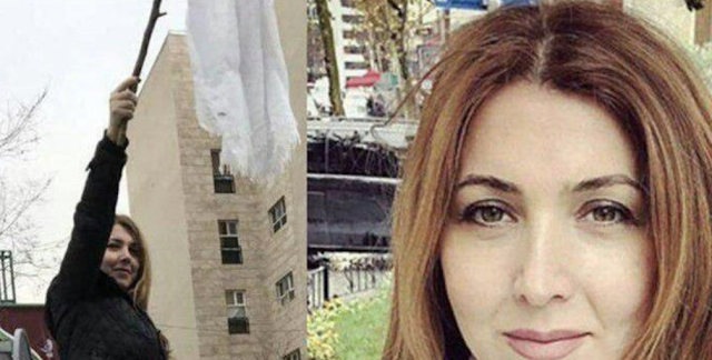 20-year sentence for Iranian woman who protested headscarf