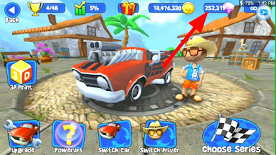 Download Beach Buggy Racing Mod apk