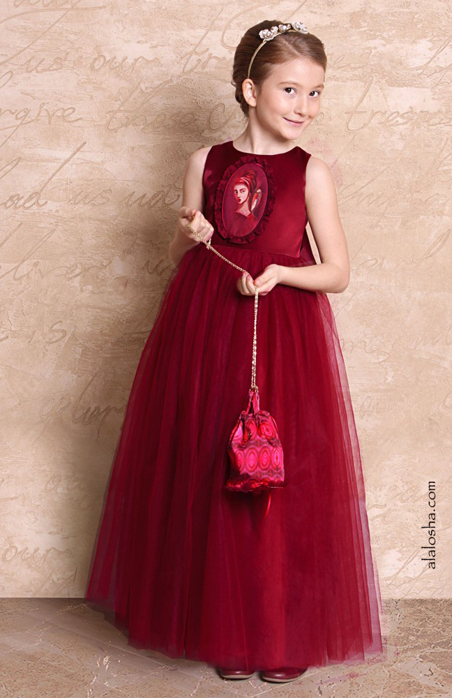 Baby Girl Dresses For A Wedding 75 Good ALALOSHA VOGUE ENFANTS