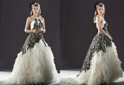 Ella Barrett On Film Fashion Wedding Dress Wednesday Harry