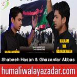 http://www.humaliwalayazadar.com/2016/09/shabeeh-hasan-ghazanfar-abbas-nohay-2017.html
