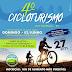 4º Cicloturismo será realizado dia 02 de Junho em Ruy Barbosa