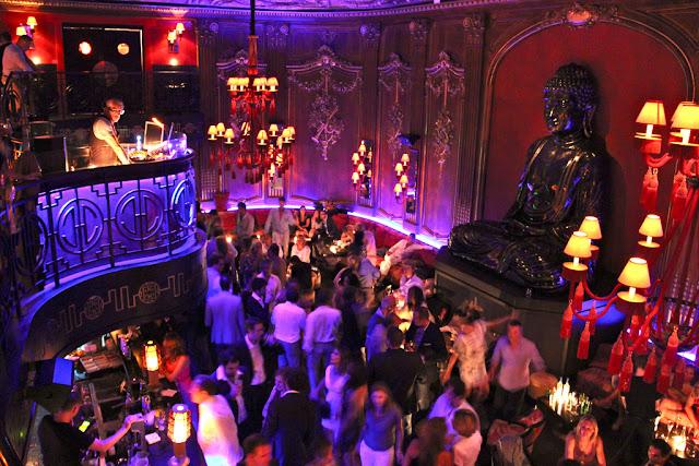 Balada Buddha Bar em Mônaco