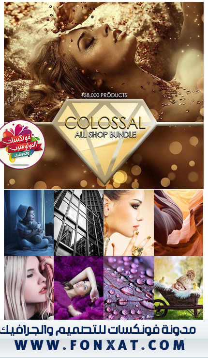 Colossal All Shop Bundle +38000 Products