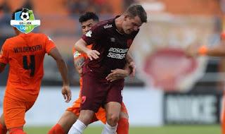 Kalahkan Borneo FC, PSM ke Puncak Klasemen Liga 1 2018