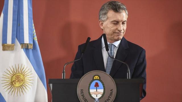Encuestas pintan mal para Macri de cara a presidenciales de agosto