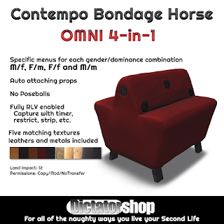 https://marketplace.secondlife.com/p/Ds-Contempo-OMNI-Bondage-HorseCMNT-v10-PKG/11732865