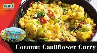 Coconut Cauliflower Curry | Food Segment | Pengal Neram