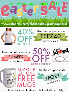CafePress coupons for march 2017