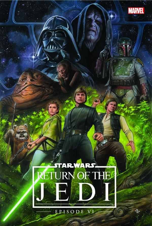 Star Wars Episode 6 Return of the Jedi สตาร์ วอร์ส ภาค 6 การกลับมาของเจได [HD][พากย์ไทย]
