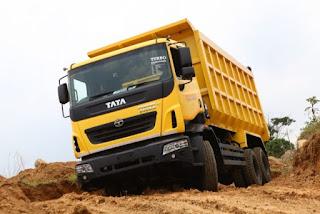Jual Dump Truck Heavy Duty Prima LX Murah Meriah