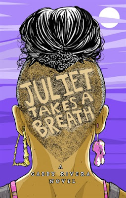 InToriLex, Book Review, Juliet Takes a Breath, Gabby Rivera