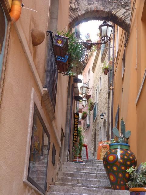 Schilderachtig Taormina