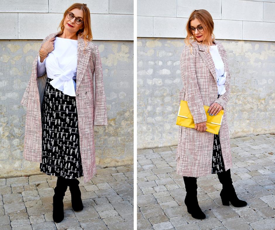 Büro Look für den Herbst | Modeipps für Frauen ab 40