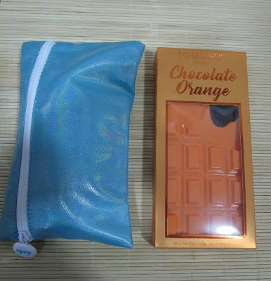 Imagen Sorteo paleta Chocolate Orange IHeartRevolution