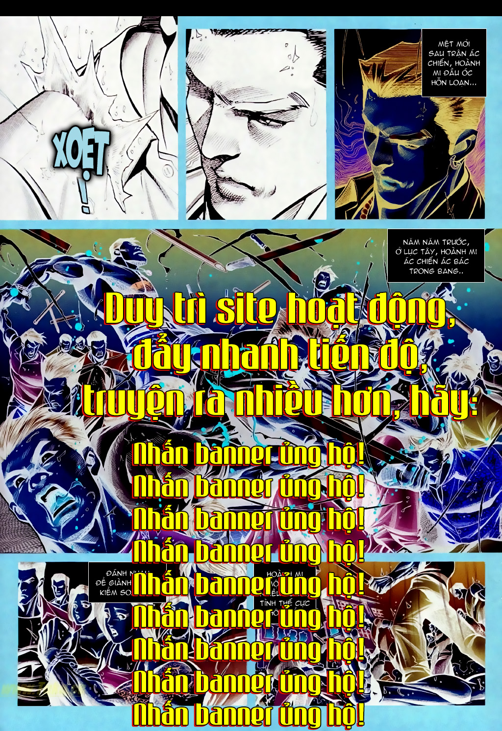 Người Trong Giang Hồ chapter 430 trang 24