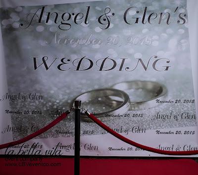 Old Hollywood Glam Wedding | The Beautiful Life