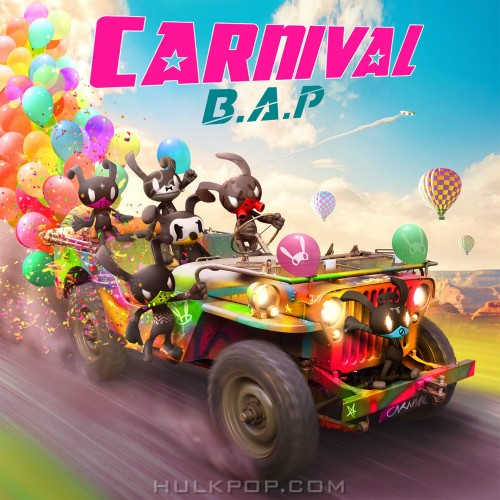 B.A.P – CARNIVAL – EP