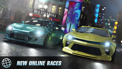 Drag Battle racing Apk + Mod (Unlimited Coins) Full Download