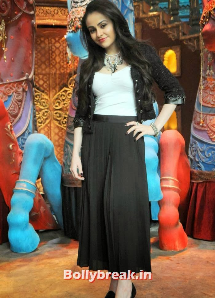 Ariana Ayam, Ariana Ayam for 'Heartless' Promotion on Comedy Circus