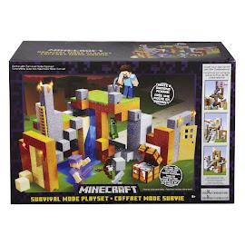 Minecraft Survival Mode Playset Survival Mode Figure