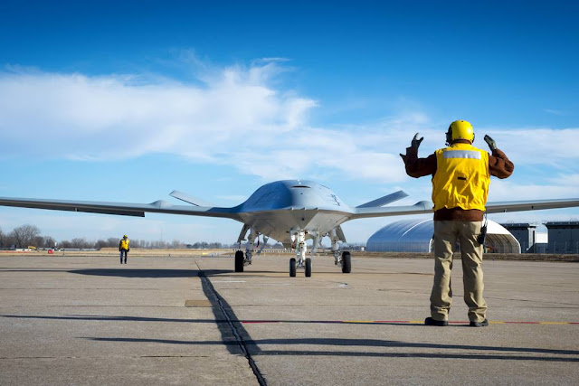 US Navy awards MQ-25 contract