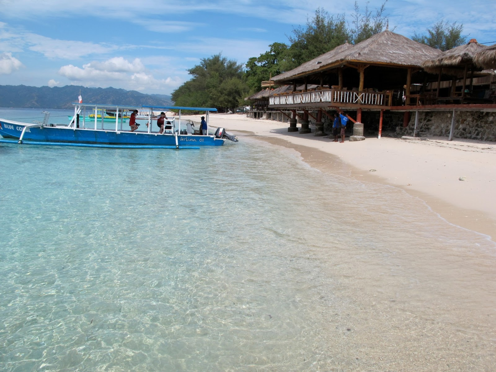 Gili Islands – Travel Guide and Travel Info | Tourist