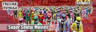 SUPER SENTAI FILMES