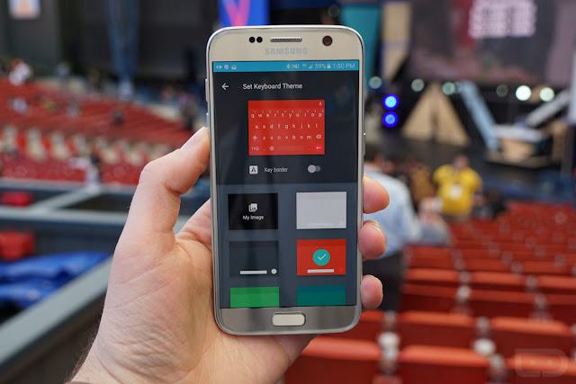 طريقة تثبيت لوحة مفاتيح نظام الاندرويد N الرائعة على هاتفك الذكي