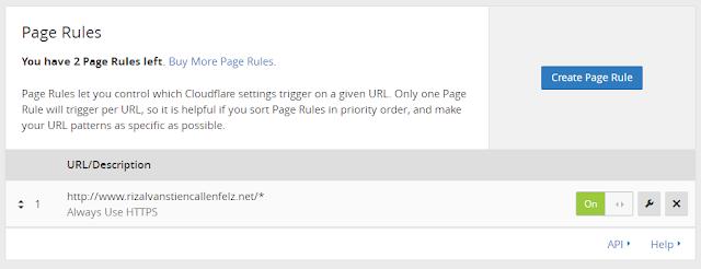 Cara Memasang SSL Gratis di Blogger