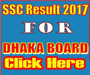 ssc-result-2017-dhaka-board