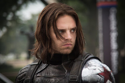 sebastian stan, winter soldier, bucky barnes, marvel