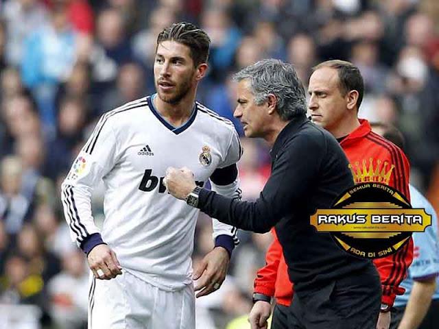 Sindir Mourinho, Ramos 'Mourinho Itu Pelatih Yang Biasa Saja'