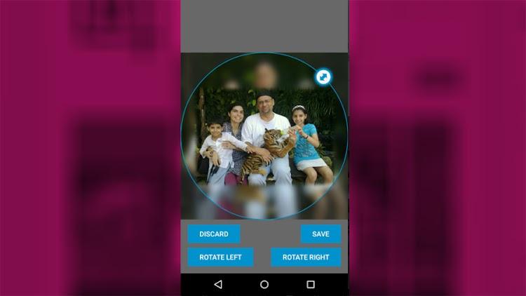 Cara Mengganti DP BBM Full Tanpa Crop di Hp Android