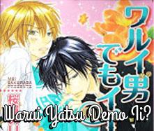 Warui Yatsu Demo Ii?