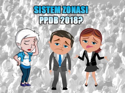 Protes Sistem Zonasi PPDB Kota Bandung 2018