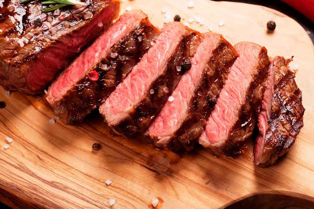 4 Benefícios da carne vermelha