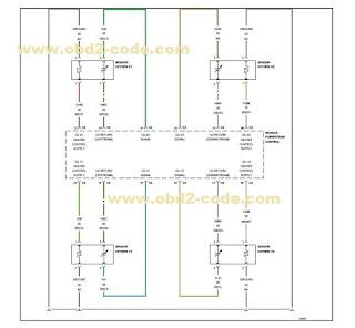 P0132 O2 Sensor Circuit High (Bank 1 Sensor 1)