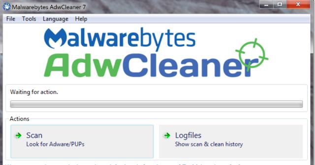تحميل برنامج حذف البرامج الضارة من الكمبيوتر Download AdwCleaner