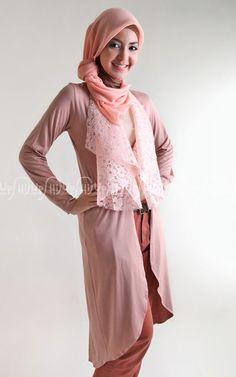 Memilih Dress Hijab Untuk Tampil Lebih elegan