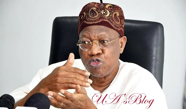 Watch Video..'We Spend N3.5 Million Monthly To Feed El-Zakzaky' – Lai Mohammed