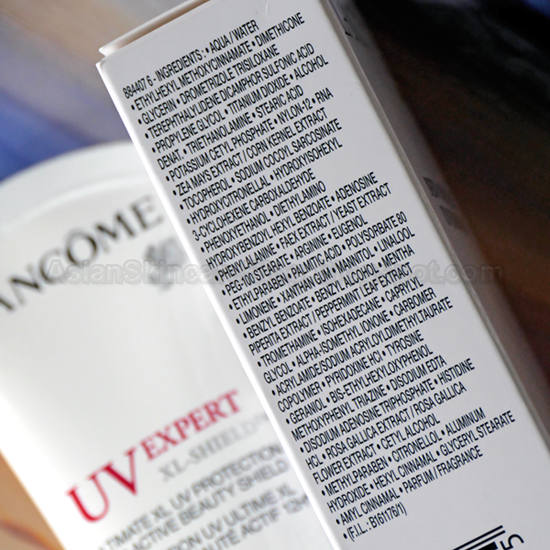 Review Gel Chống Nắng Lancome UV Expert XL-Shield Fresh SPF50 PA++++, kem chống nắng, lancome, lancôme, lancome uv expert xl-shield fresh uv aqua gel