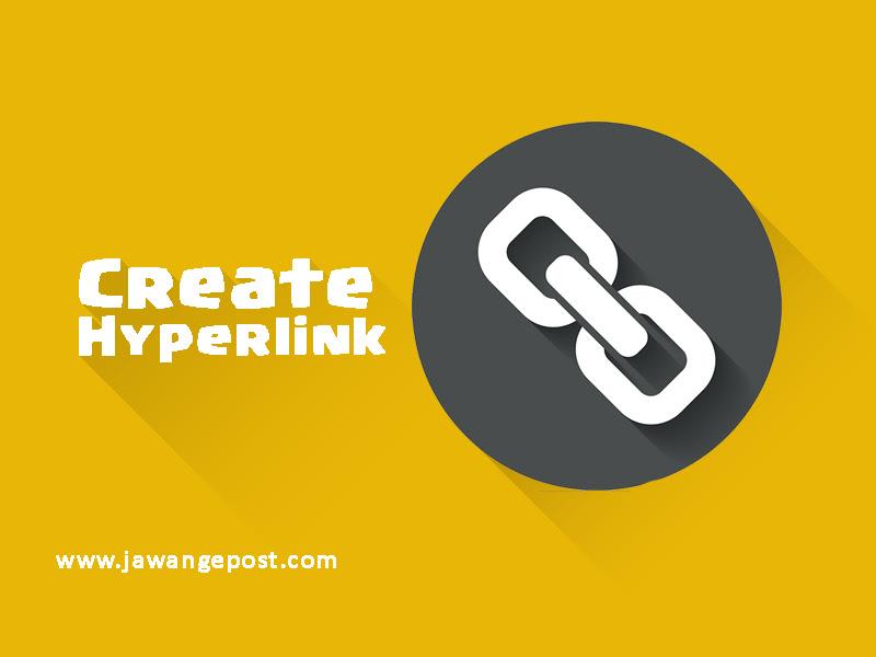 Tutorial Dasar Website-Link (Hyperlink)