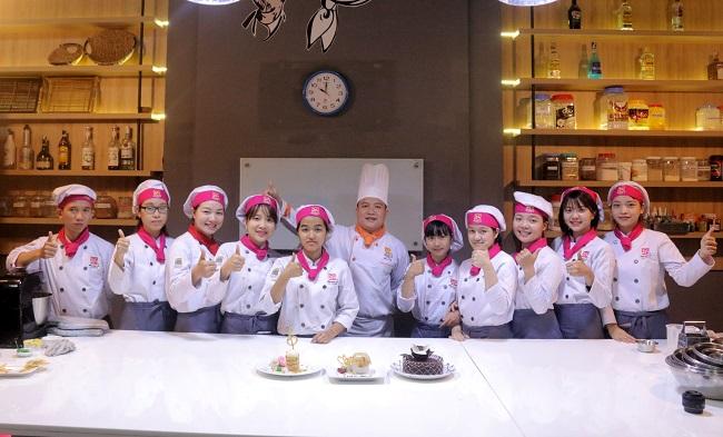 trung tâm dạy làm bánh Âu ở Buôn Ma Thuột