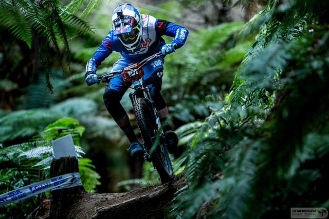 2016 Crankworx Giant Toa Enduro Highlights